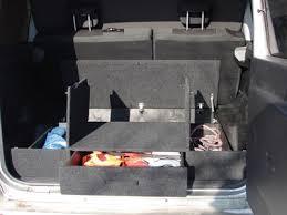 <b>Органайзер</b> (ящик в <b>багажник</b>) УАЗ Патриот