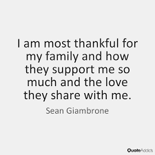 Thankful For Family Quotes Custom Thankful For My Family Quotes Best Quotes Facts And Memes
