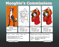 commission sheet mooghins commission sheet by mooghin on deviantart