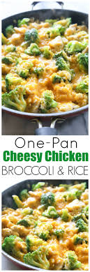 easy dinner ideas for company. one-pan cheesy broccoli and rice skillet - my go-to for an easy. one pan dinner recipesquick easy ideas company )