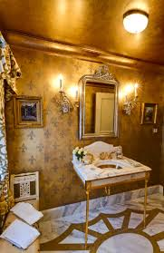 Gold Bathroom All That Glitters Is Gold 10 Drop Dead Gold Bathrooms