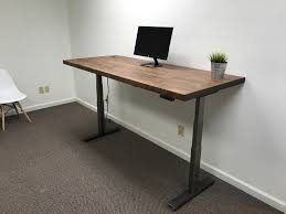 office desk table. IAO Sit/Stand Desk, Part I Office Desk Table