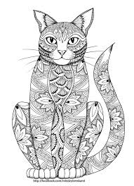 Small Picture Coloring Pages Of Animals For Adults line drawings online Coloring