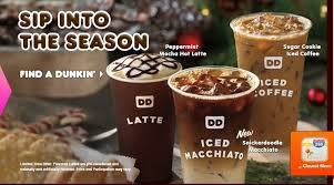 Dunkin' donuts is a popular coffee and baked goods chain in the united states and also worldwide. Dunkin Donuts Iced Snickerdoodle Macchiato Review Fast Food Geek