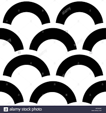 Abstract Art Black And White Patterns Trendy Vector Pattern Black And White Abstract Background