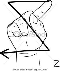 Fist Clipart Sign Language Alphabet #926659 - Free Fist Clipart Sign ...