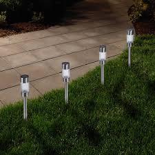 2017 Solar Spot Light Led Garden Lawn Lights White Outdoor Garden Lights Led Solar