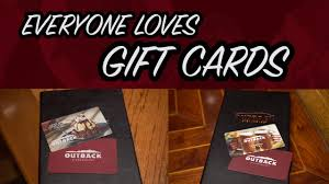 outback steakhouse holiday gift cards 2