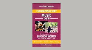 Flyers For Fundraising Events 18 Fundraising Flyers Word Psd Ai Eps Vector Design Trends