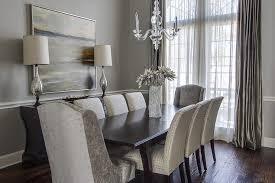 Emily Larkin EJ Interiors Dining Room Design By Emily Johnston Inspiration Grey Dining Room