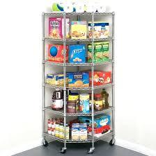 heavy duty 6 tier shelving units storage rack corner organization