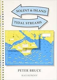 Portsmouth Tide Chart 2017 Solent Island Tidal Streams Amazon Co Uk Bruce Peter