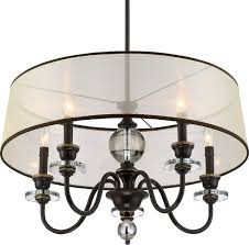 luxury latin bronze drum chandelier uql2180 guadalajara collection