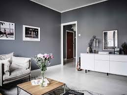 Gemütliche Innenarchitektur Wohnzimmer Wandfarbe Blau Gemtliche Von