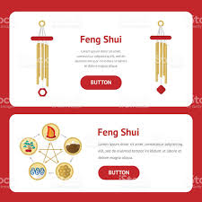 infographic feng shui. Five Elements Of Feng Shui Fire Water Wood Earth Metal Stock Infographic A