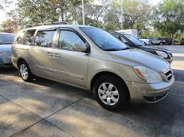 Used 2007 Hyundai Entourage GLS For Sale   Melbourne FL