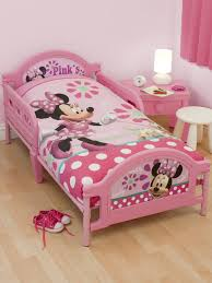 minnie mouse comforter set toddler bed bedding luxury of and girls 8