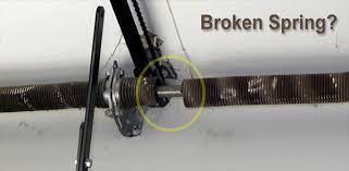 broken garage door springBroken Garage Door Spring Replacement Service  Gold Label Door