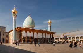 Image result for shāh chérāgh mosque shiraz