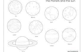 Solar System Drawings