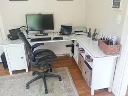 office corner workstation. Magnificient Corner Desk Home Office Design : Stylish 8562 99 Ikea Desks For Fice Furniture Decor Workstation