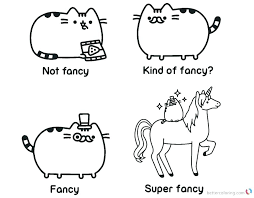 Coloring Pages Pusheen Cats Coloring Pages Coloring Book Coloring