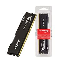 Buy HyperX Fury Black 8 GB CL15 DIMM DDR4 2400 ... - Amazon.in