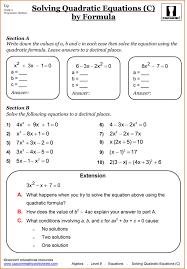 inequalities worksheets grade 11
