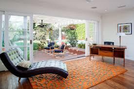 orange area rug living room contemporary with beige floor orange rug living room ideas