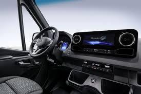Mercedes Benz Toont Dashboard Sprinter Autoweeknl