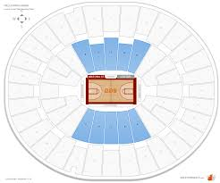 Gammage Seating Chart Desert Financial Arena Arizona State Seating Guide