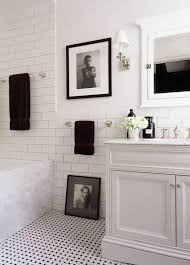 white bathrooms. Unique White 17 Best Ideas About Black White Bathrooms On Pinterest   For