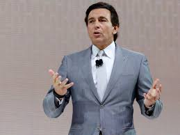 Former Ford CEO Mark Fields join TPG Capital - Business Insider