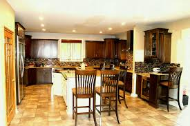 full size maple kitchen cabinets with granite countertops