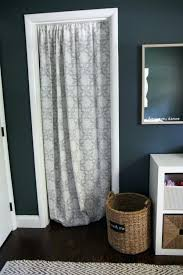 how to cover a doorway without door fabric closet doors images doors design  ideas brilliant design