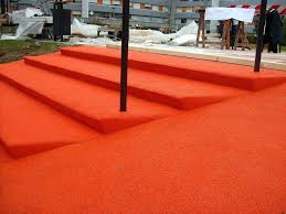 poured rubber flooring seamless rubber flooring or rubber flooring is a seamless poured in place cushioned poured rubber flooring