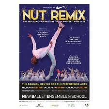 New Ballets Nut Remix Tickets 16th November Tennessee