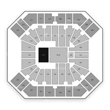 Pan American Center Seating Chart Map Seatgeek