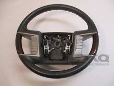 lincoln zephyr steering wheels horns 07 lincoln zephyr mkz leather wood steering wheel w audio cruise control oem