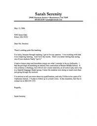 Art Teacher Resume Cover Unique Free Resume Cover Letter Templates