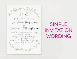 Sample Wedding Invitation Wording Wedding Invitations Wording Samples Wedding Ideas Wedding