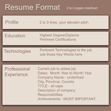 What Jobs To Put On Resume Good Things To Put On Your Resume Resume For Study 98