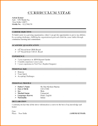 How To Write A Resume For A Job Resume Peppapp