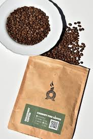 For us, it's all about sustainability, flavour and experiences. Chimney Fire Coffee Visual S Tea
