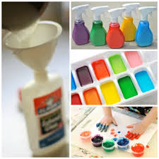 recipes to make all of your kids art supplies at home everything imaginable is on