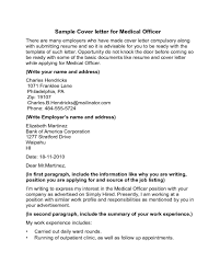Cover Letter For Medical Office Cool 48 Cover Letter Template Fillable Printable PDF Forms Handypdf