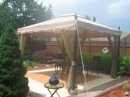 gazebo canopy replacement garden winds gazebo sears gazebo replacement canopy