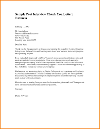 Sample Thank You Letter After Business Meeting Letter Idea 2018