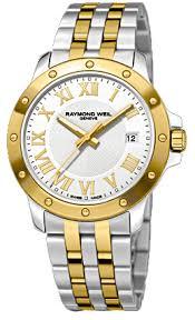 5599 stp 00308 raymond weil tango white dial mens quartz watch