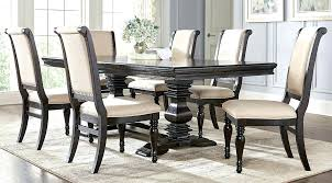 bassett dining room table medium size of dining dining round table lunch buffet tacoma